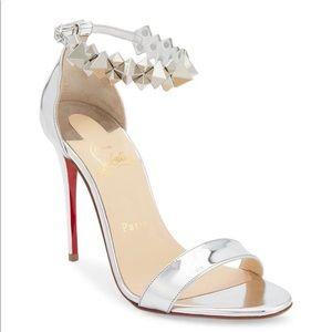 "Christian Louboutin ""Planetaua"" studded heels"